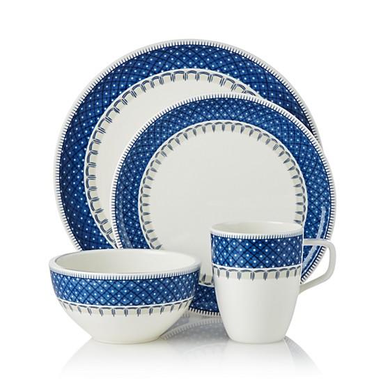 Villeroy & Boch Casale Blu Dinnerware