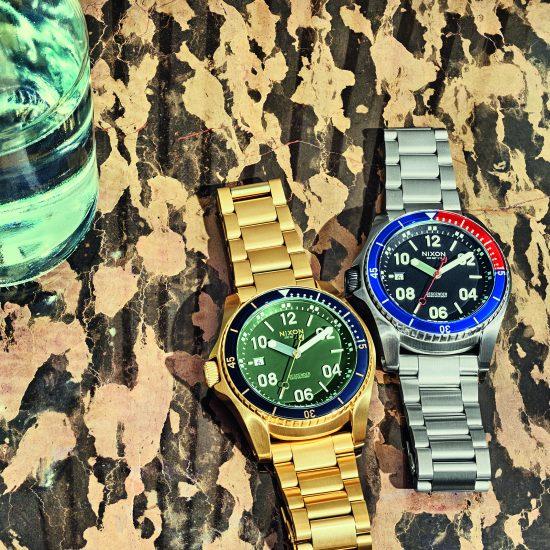 Barneys Nixon Descender Watch