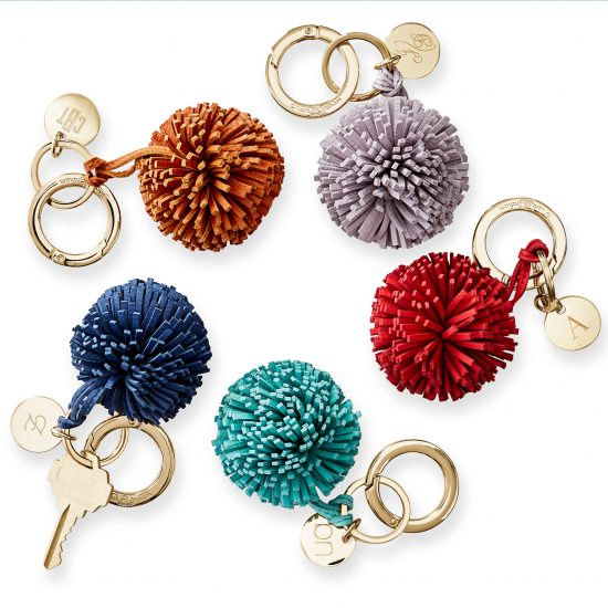 Mark and Graham Leather_PomPoms